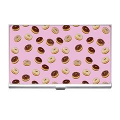 Donuts pattern Business Card Holders