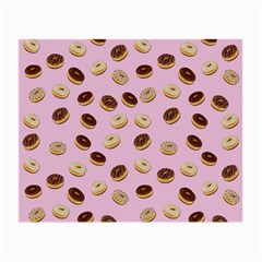 Donuts pattern Small Glasses Cloth (2-Side)