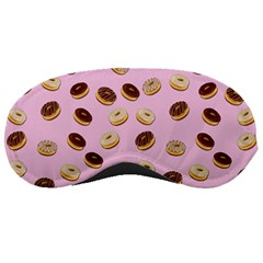 Donuts Pattern Sleeping Masks
