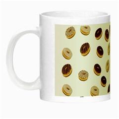 Donuts pattern Night Luminous Mugs