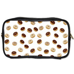 Donuts pattern Toiletries Bags 2-Side