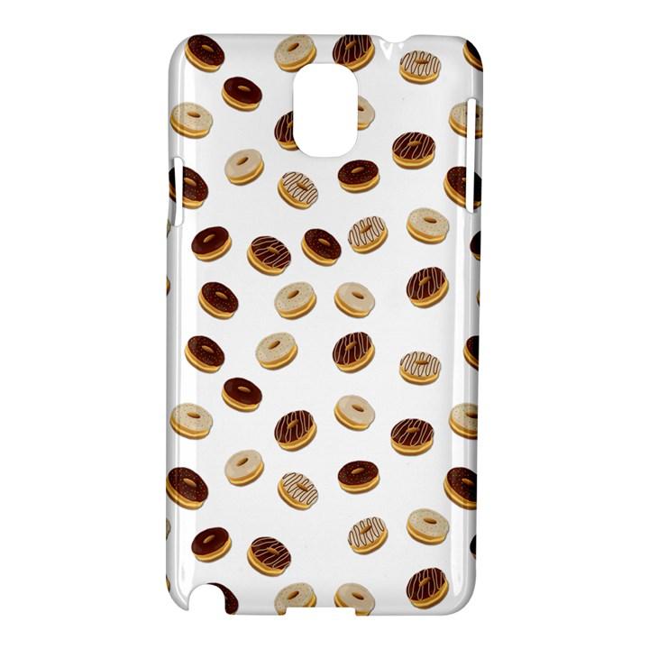 Donuts pattern Samsung Galaxy Note 3 N9005 Hardshell Case