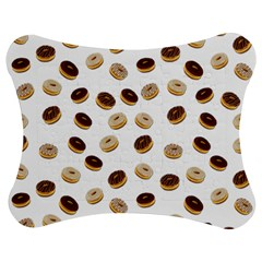 Donuts pattern Jigsaw Puzzle Photo Stand (Bow)