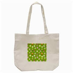 Cupcakes pattern Tote Bag (Cream)