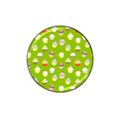 Cupcakes pattern Hat Clip Ball Marker