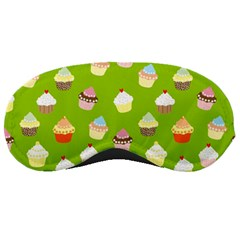 Cupcakes pattern Sleeping Masks