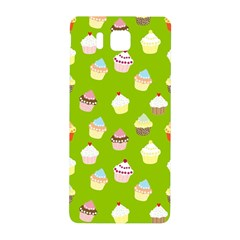 Cupcakes pattern Samsung Galaxy Alpha Hardshell Back Case