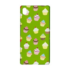 Cupcakes pattern Sony Xperia Z3+
