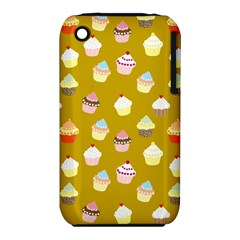 Cupcakes pattern iPhone 3S/3GS