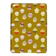 Cupcakes pattern iPad Air 2 Hardshell Cases