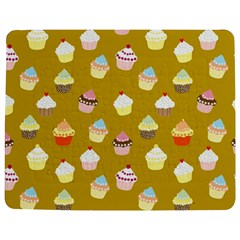 Cupcakes pattern Jigsaw Puzzle Photo Stand (Rectangular)