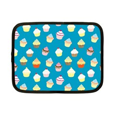 Cupcakes pattern Netbook Case (Small)