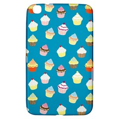 Cupcakes pattern Samsung Galaxy Tab 3 (8 ) T3100 Hardshell Case