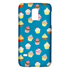 Cupcakes pattern Galaxy S5 Mini