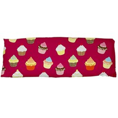 Cupcakes pattern Body Pillow Case Dakimakura (Two Sides)