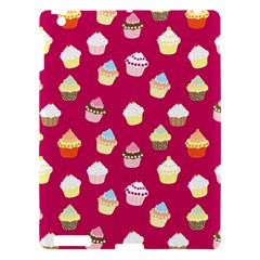 Cupcakes pattern Apple iPad 3/4 Hardshell Case