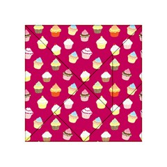 Cupcakes pattern Acrylic Tangram Puzzle (4  x 4 )