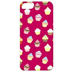 Cupcakes pattern Apple iPhone 5 Classic Hardshell Case