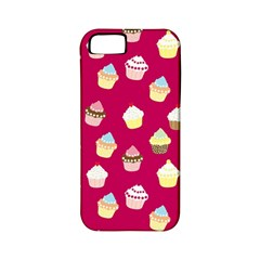 Cupcakes pattern Apple iPhone 5 Classic Hardshell Case (PC+Silicone)