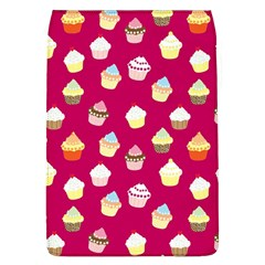 Cupcakes pattern Flap Covers (L)
