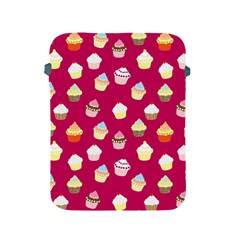 Cupcakes pattern Apple iPad 2/3/4 Protective Soft Cases