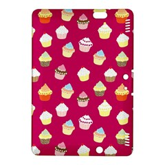 Cupcakes pattern Kindle Fire HDX 8.9  Hardshell Case