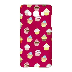 Cupcakes pattern Samsung Galaxy A5 Hardshell Case