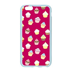 Cupcakes pattern Apple Seamless iPhone 6/6S Case (Color)