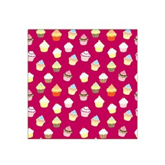 Cupcakes pattern Satin Bandana Scarf