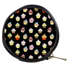 Cupcakes pattern Mini Makeup Bags