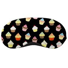 Cupcakes pattern Sleeping Masks