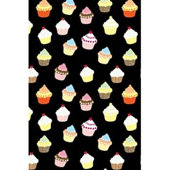 Cupcakes pattern 5.5  x 8.5  Notebooks