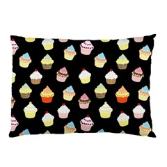 Cupcakes pattern Pillow Case (Two Sides)