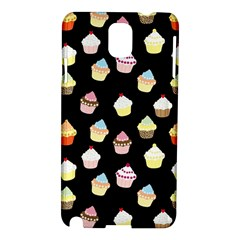 Cupcakes pattern Samsung Galaxy Note 3 N9005 Hardshell Case