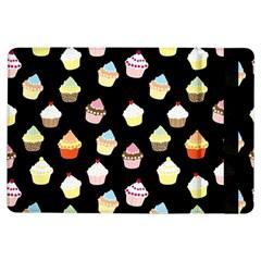 Cupcakes pattern iPad Air Flip