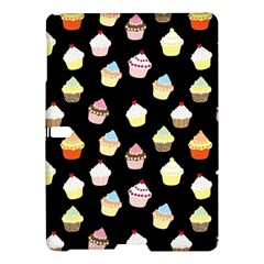 Cupcakes pattern Samsung Galaxy Tab S (10.5 ) Hardshell Case