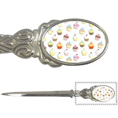 Cupcakes pattern Letter Openers