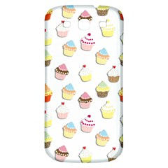 Cupcakes pattern Samsung Galaxy S3 S III Classic Hardshell Back Case