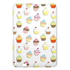Cupcakes pattern Kindle Fire HD 8.9