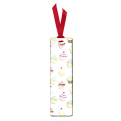 Cupcakes pattern Small Book Marks