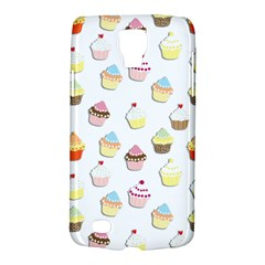Cupcakes pattern Galaxy S4 Active