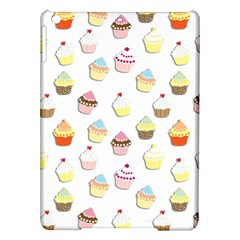 Cupcakes pattern iPad Air Hardshell Cases