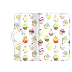 Cupcakes pattern Kindle Fire HDX 8.9  Flip 360 Case