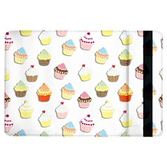 Cupcakes pattern iPad Air Flip