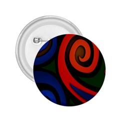 Simple Batik Patterns 2.25  Buttons