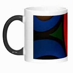 Simple Batik Patterns Morph Mugs