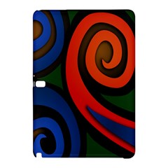 Simple Batik Patterns Samsung Galaxy Tab Pro 12.2 Hardshell Case