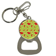 Watermelon Fruit Patterns Button Necklaces