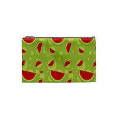 Watermelon Fruit Patterns Cosmetic Bag (Small)