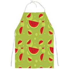 Watermelon Fruit Patterns Full Print Aprons